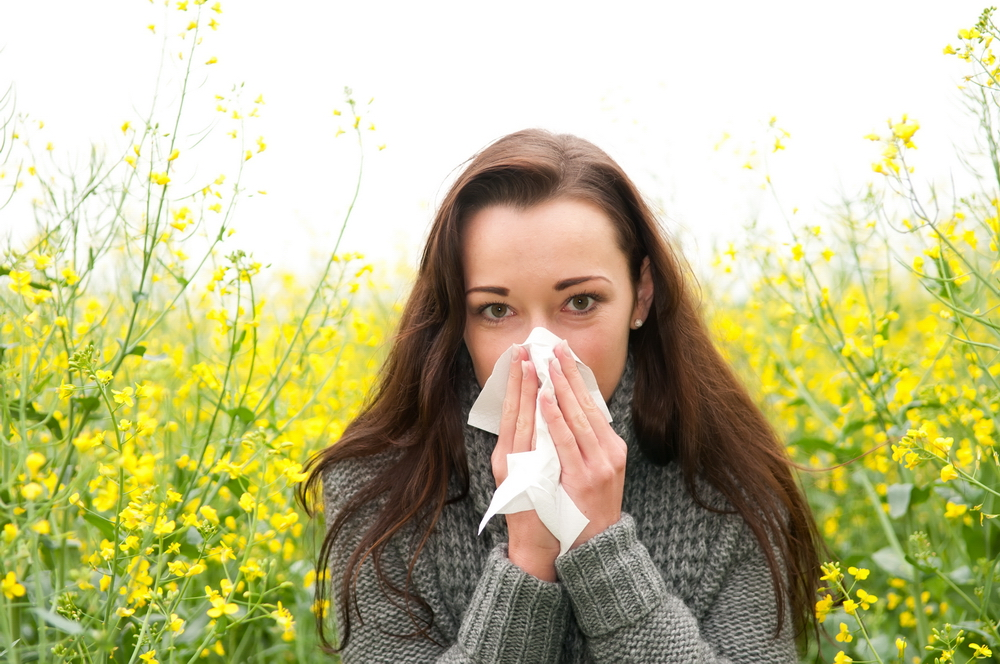 Alergia la polen: simptome, tratament